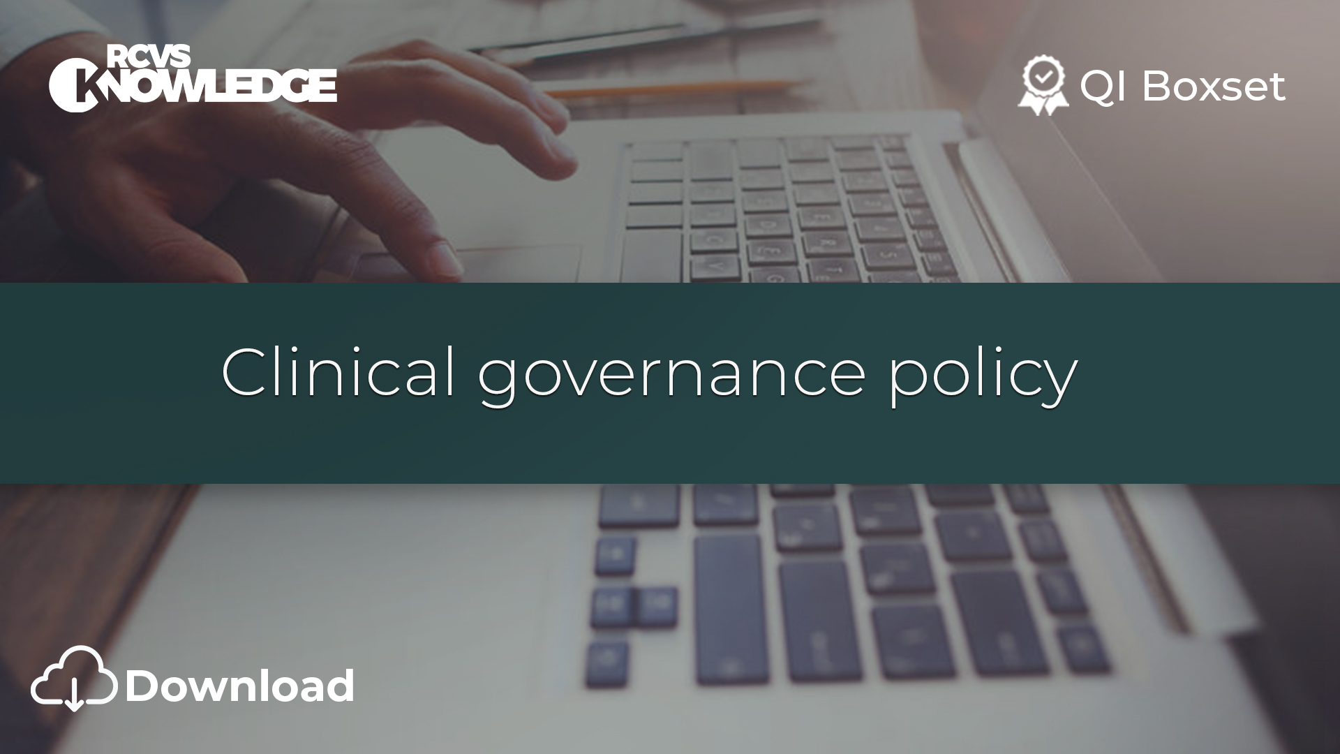 Clinical governance policy